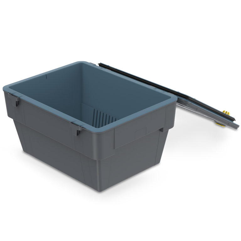 Liviri Sprint28 exterior with lid open