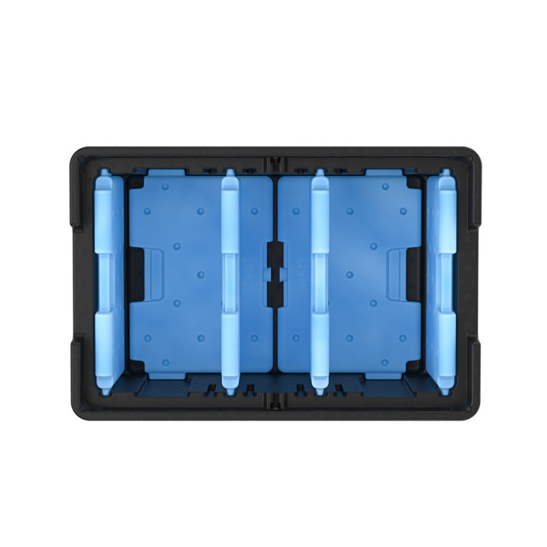 Liviri Sprint50 with Ice Pack Dividers