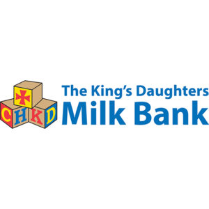 King's Daughters Milk Bank Logo