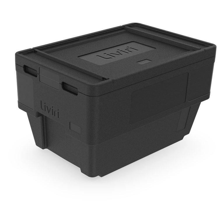Liviri Sprint45 with closed lid
