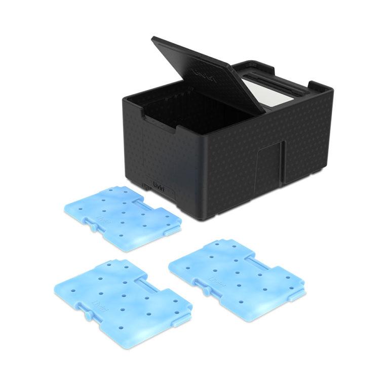 Sprint 40 box w/ ice pack accessories